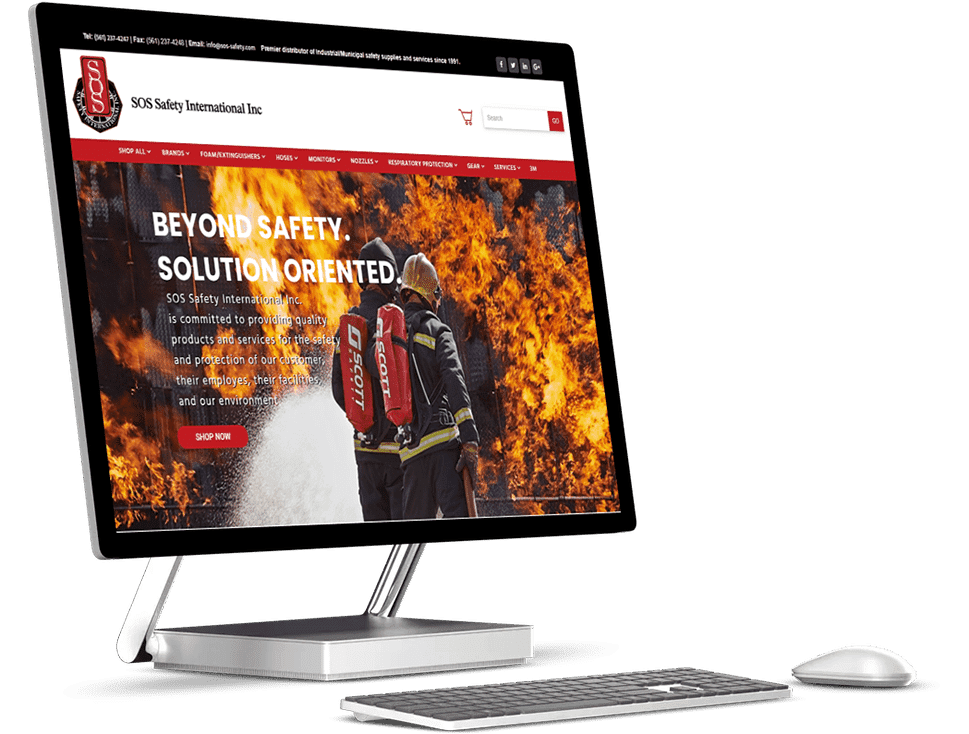 SOS Safety leading industrial safety company