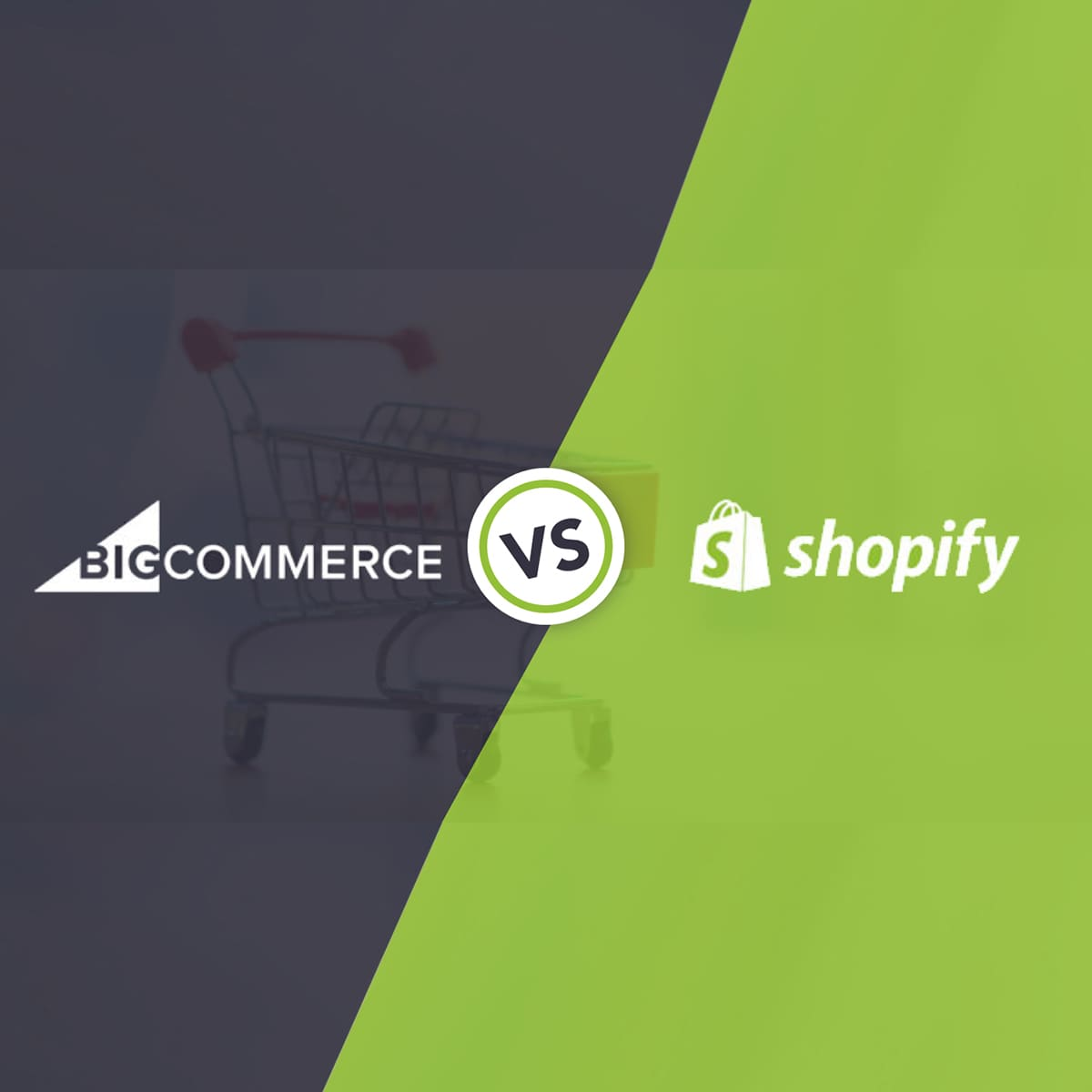 Shopify vs BigCommerce Which One is Worth Building Your eCommerce Site Feature Image By Maxsource Technologies 1 1